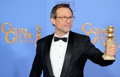 73rd Annual Golden Globe Awards Press Room