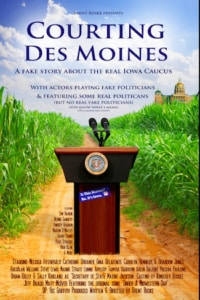 Courting Des Moines Poster