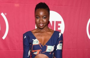 "Danai Gurira cast in Tupac Shakur biopic ""All Eyez on Me"""