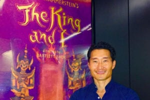Daniel Dae Kim The King and I