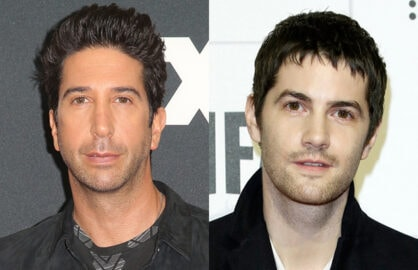 David Schwimmer Jim Sturgess