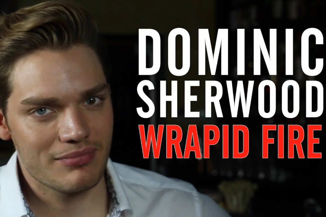 Sherwood dominic Why Did