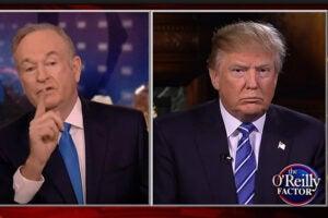 TV appearance on 1/27/2016