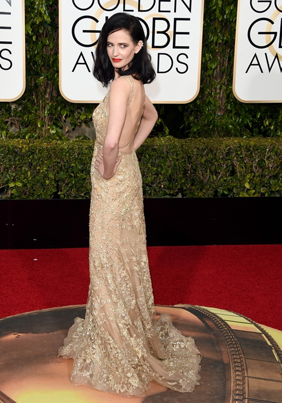 Eva Green 2016 Golden Globes