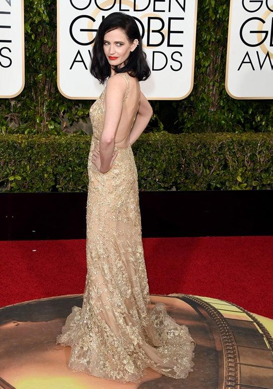 Eva Green 2016 Golden Globes