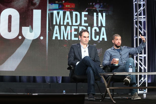 Ezra Edelman 2016 Winter TCA Tour