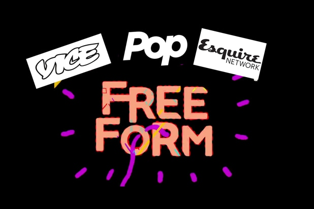 why abc family became freeform