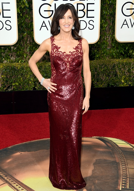 Felicity Huffman 2016 Golden Globes