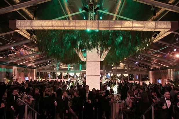 Fox Golden Globe Awards Party