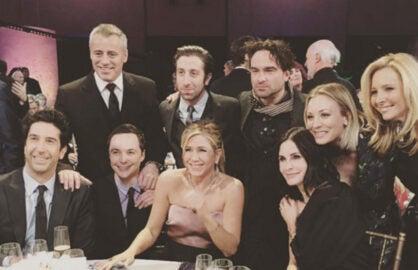 Friends Reunion