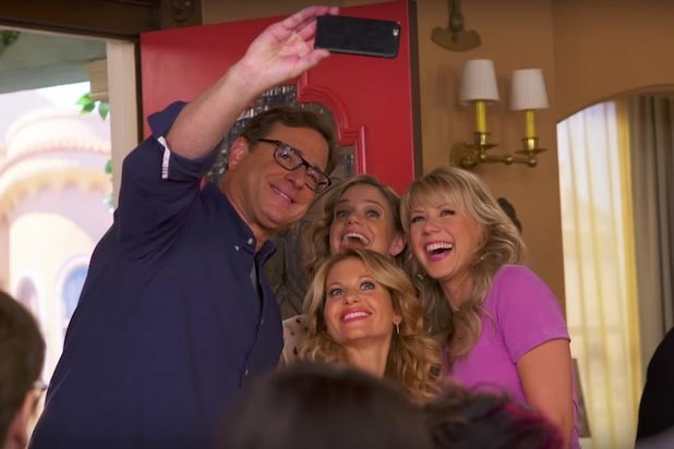 Fuller House Go Behind The Scenes Of Netflix Revival