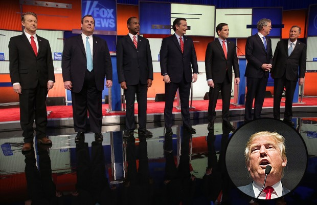 GOP Debate and Donald Trump