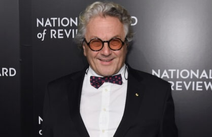 NEW YORK, NY - JANUARY 05:  Director George Miller attends 2015 National Board of Review Gala at Cipriani 42nd Street on January 5, 2016 in New York City.  (Photo by Jamie McCarthy/Getty Images)