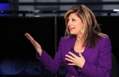 Maria Bartiromo Teases GOP debate