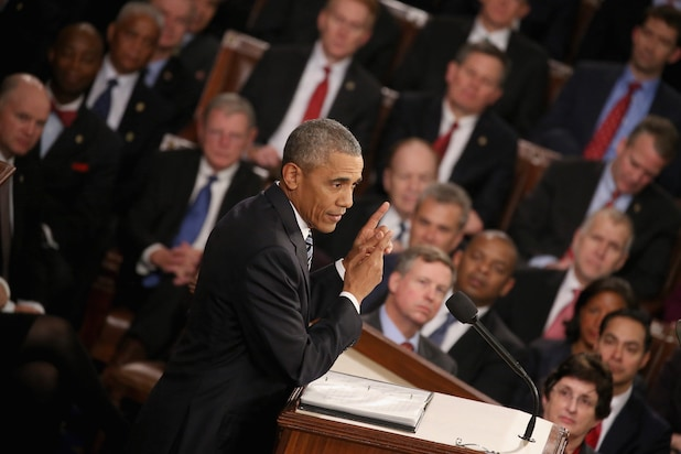 5 Biggest Takeaways from President Obama's Delivers His Last State Of The Union Address To Joint Session Of Congress