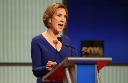 Carly Fiorina GOP debate