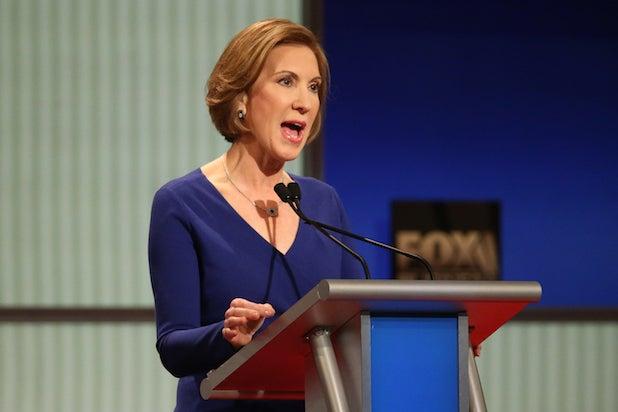 Carly Fiorina GOP debate