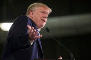 Donald Trump Pulls Campaign Ad Russian Veterans
