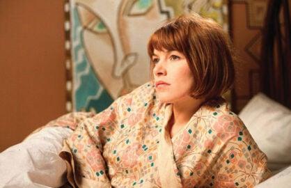 """Glenda Jackson in """"Woman in Love"""""""