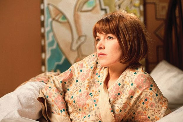 "Glenda Jackson in ""Woman in Love"""