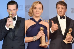 Golden Globes winners list