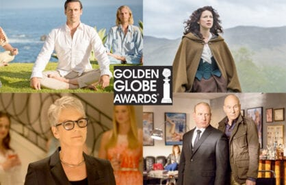 Golden Globes TV predictions