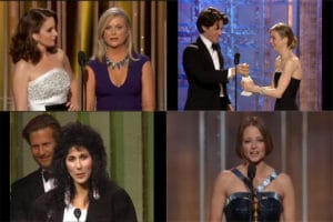 Golden Globes Memorable Moments