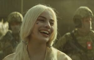 Harley Quinn Laughing Suicide Squad Trailer