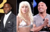 Kevin Hart Lady Gaga Dwayne Rock Johnson Golden Globes