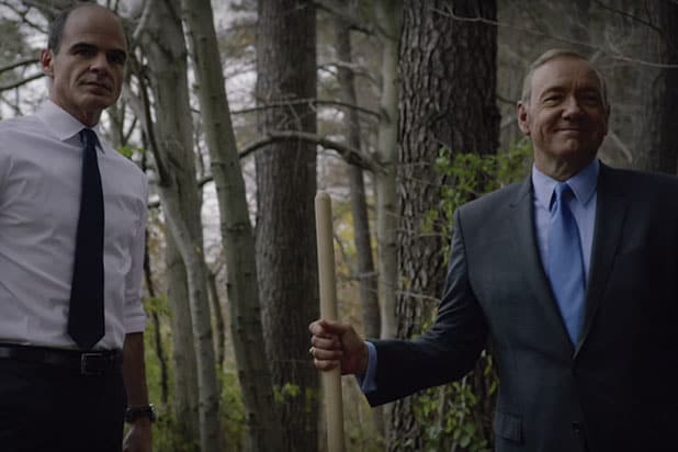 House of Cards season 4 teaser Netflix