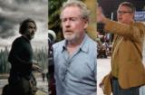 Alejandro G. Inarritu, Ridley Scott and Adam McKay