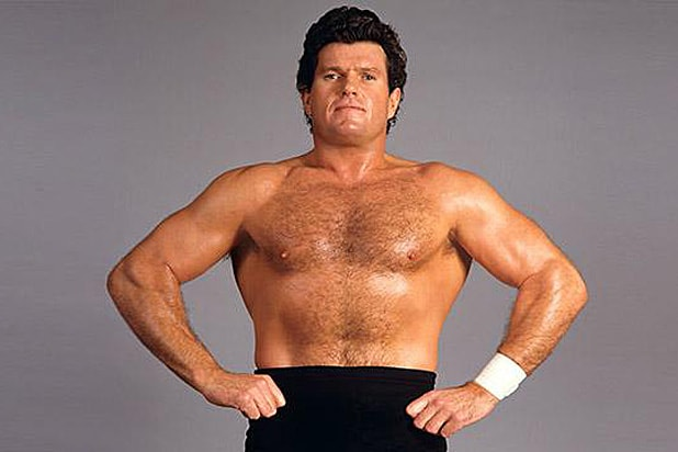 WWE Superstar Iron Mike Sharpe