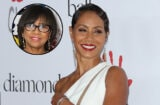 Jada Pinkett Smith and Cheryl Boone Isaacs