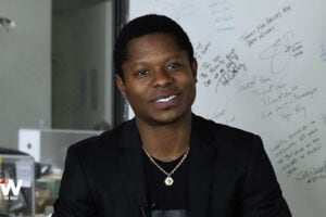 Jason Mitchell on Straight Outta Compton