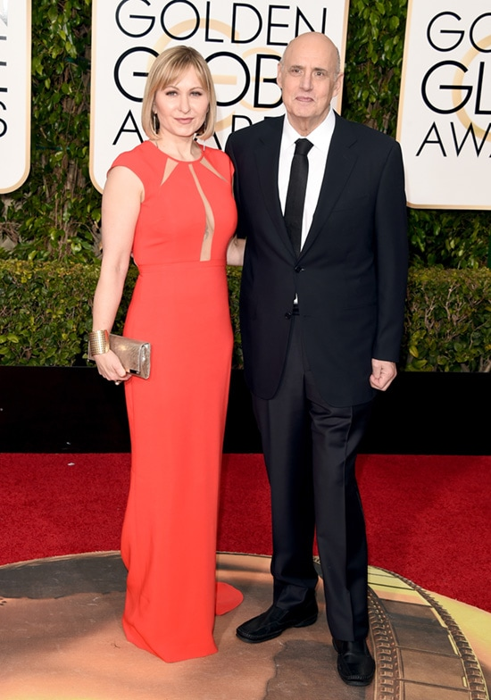 Jeffrey Tambor 73rd Annual Golden Globe Awards Arrivals