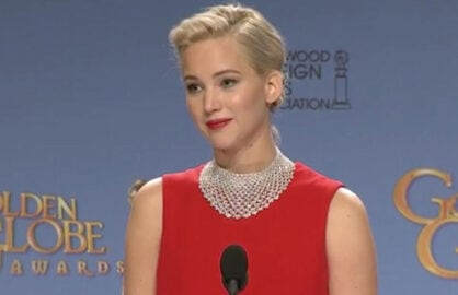 Jennifer Lawrence faces a lot of negative backlash for scolding a reporter