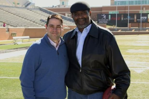 Mean Joe Greene Reunites With Coke Commercial Co Star