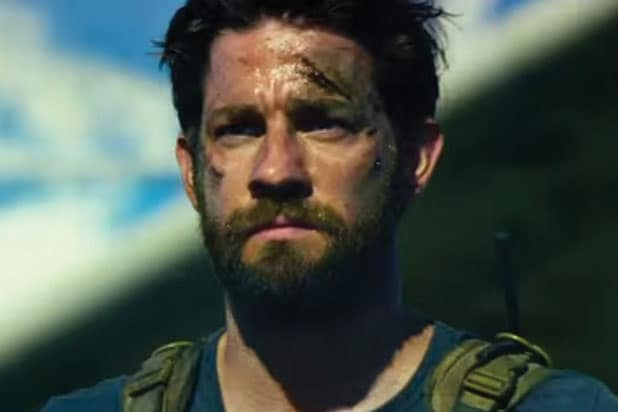 JohnKrasinski 13 hours the secret soldiers of benghazi michael bay