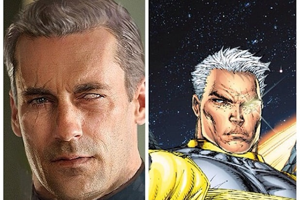 Jon Hamm Cable