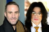 Joseph Fiennes Michael Jackson