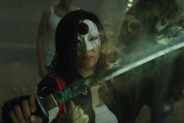 Katana Suicide Squad Trailer