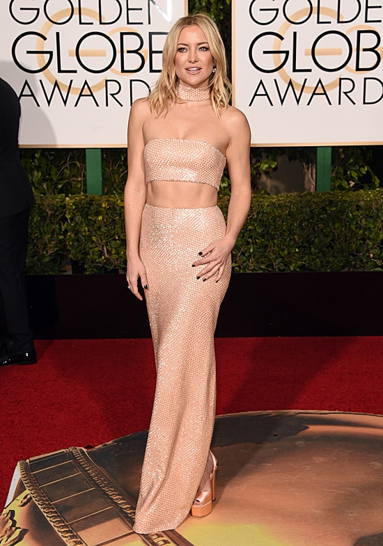 Kate Hudson 73rd Annual Golden Globe Awards Arrivals