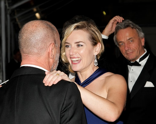 Kate Winslet NBCUniversal Golden Globes Party