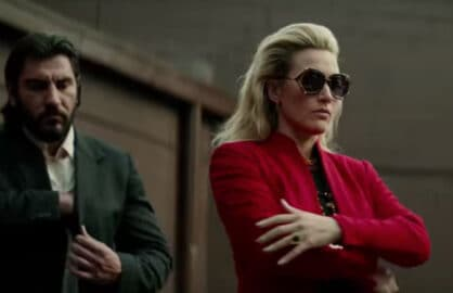 "Kate Winslet in ""Triple 9"""