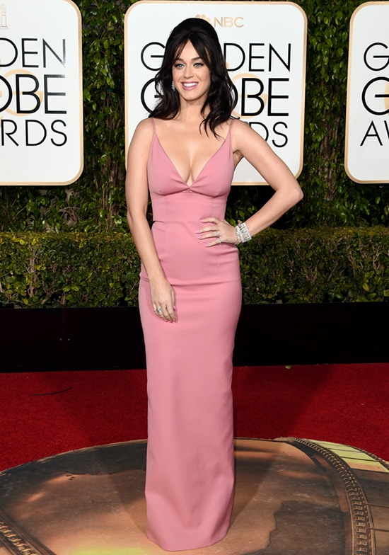 Katy Perry 2016 Golden Globes