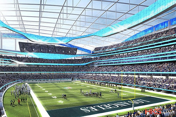 Super Bowl To Come To Los Angeles In 2021