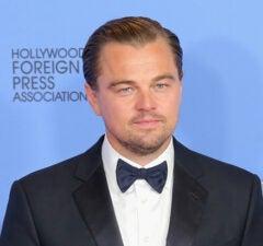 Leonardo DiCaprio Golden Globes
