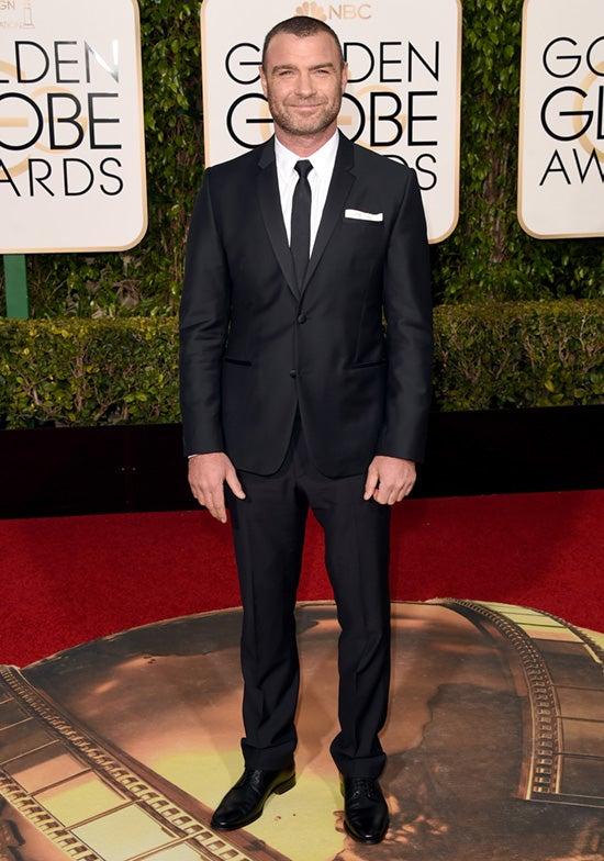 Liev Schreiber 2016 Golden Globes