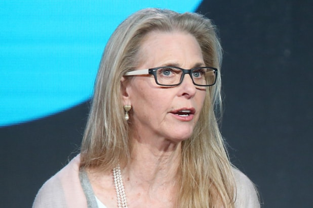 Lindsay Wagner 2016 Winter TCA Tour