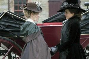 Chloe Sevigny and Kate Beckinsale, Love & Friendship